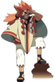 Unova Champion Alder - unova-elite-four photo