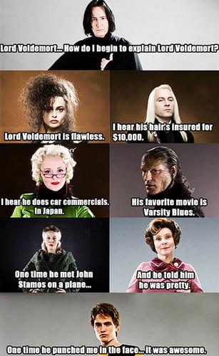 Voldemort&&Bellatrix