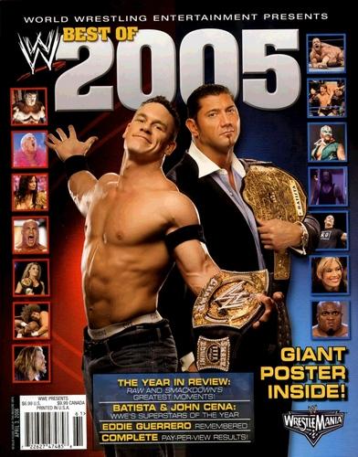 wwe Best of 2005