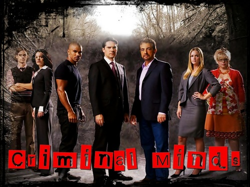 Wallpaper Criminal Minds