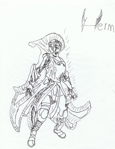 What hermes would look like