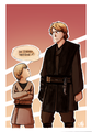 You screwed everything up! - star-wars-revenge-of-the-sith fan art