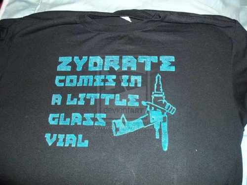 Zydrate T-shirt