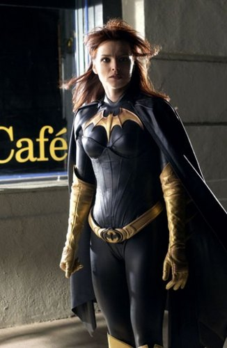 Birds of Prey wallpaper with a hip boot entitled batgirl