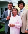 Miss Ellie With JR And Bobby - dallas-1978-1991 photo