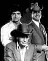 Jock With JR And Bobby - dallas-1978-1991 photo
