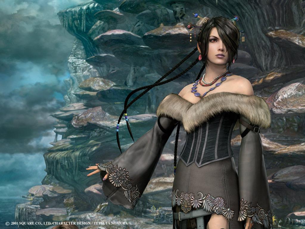 Final Fantasy final Fantasy VIII, X, X-2