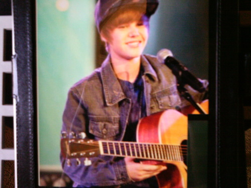 guitare bieber