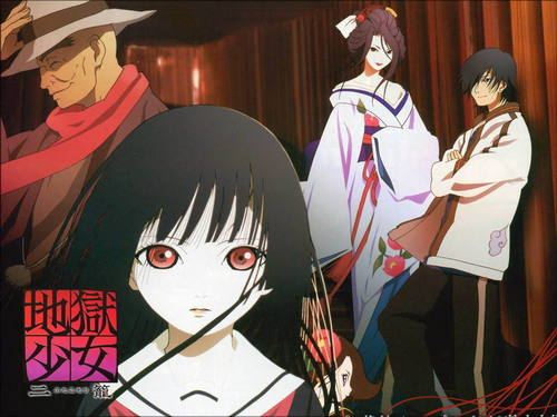 hell girl characters