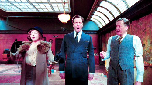 king's speech <3
