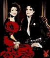 michael Jackson and tatiana thumbtzen