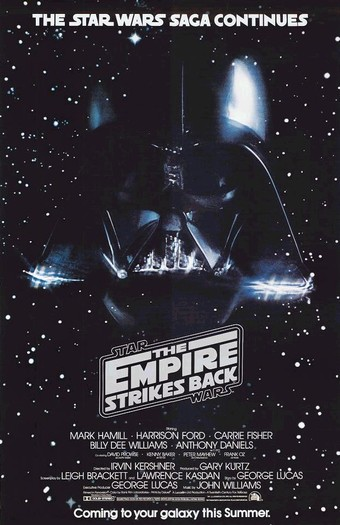 Star Wars Empire Strikes Back Images Movie Poster Wallpaper And Background Photos
