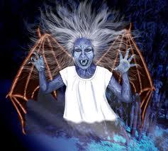 mythycal  creatures art