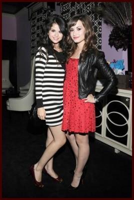 rare pic (Selena's bday)