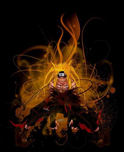 sasuke chidori achtergrond