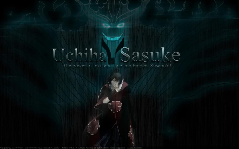 Naruto Shippuuden sasuke chidori wallpaper