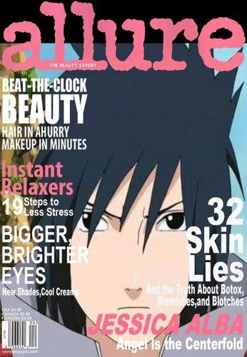 sasuke magazine