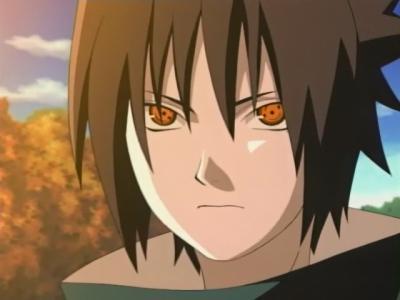 sasuke sharinngan