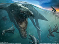 sea monsters - loch-ness-monster photo