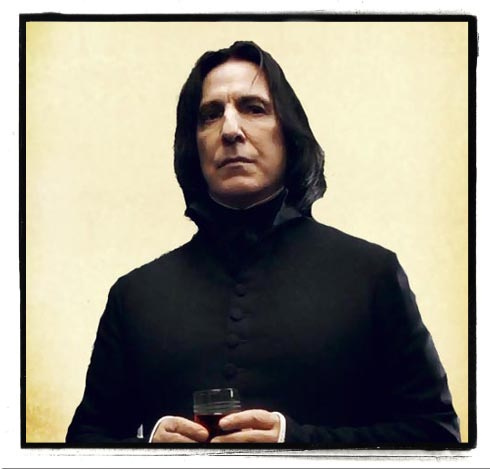severus and wine