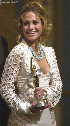 ShoWest Awards2002 Female 별, 스타 of The 년 - Jennifer Lopez