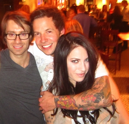 simple plan with marie mai