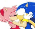 sonamy - sonic-and-amy photo