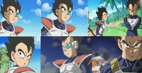 tarble and vegeta