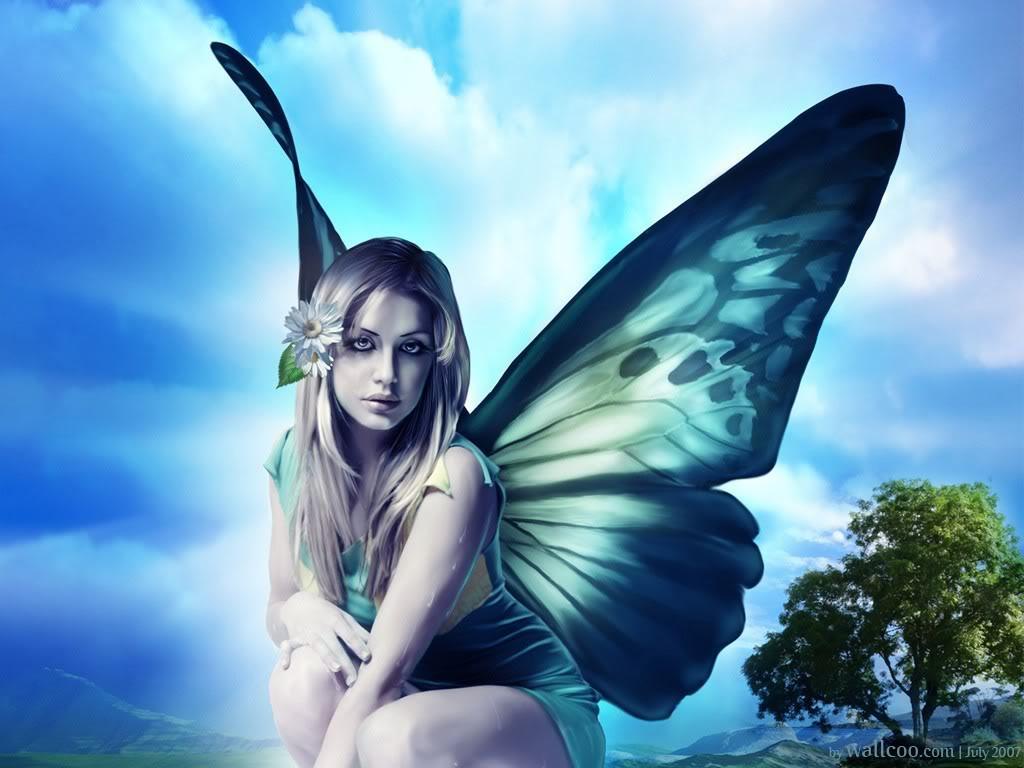 fairy - LOVE ANGELS Wallpaper (23634352) - Fanpop