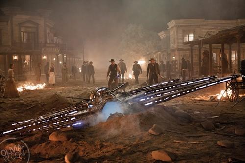 'Cowboys & Aliens' Promotional Pictures