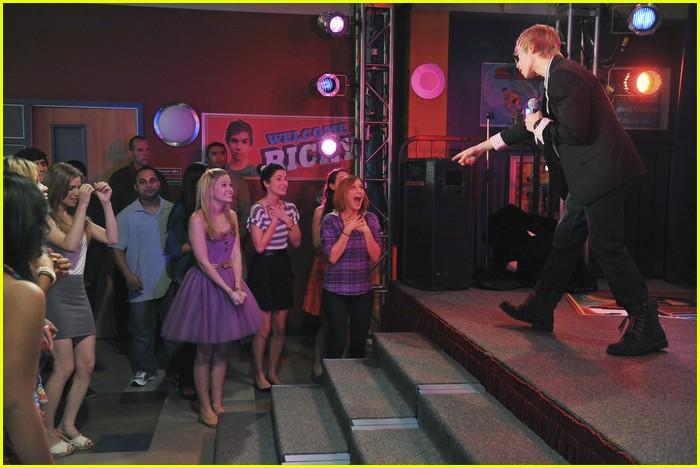 """Ricky Weaver"" new episode on kickin' it"
