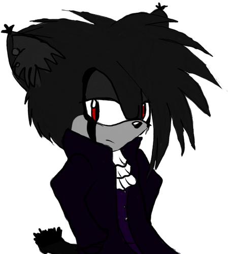 .:Silence:. ~Vlad The Gothic Lynx
