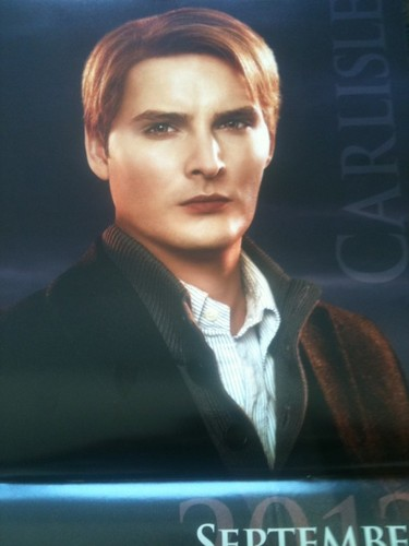 'The Twilight Saga : Breaking Dawn Part 1' 2012 Calendar