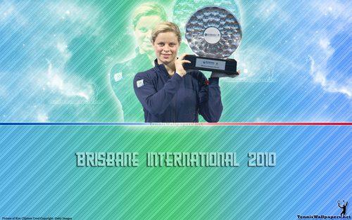 Kim Clijsters in Between The Lines