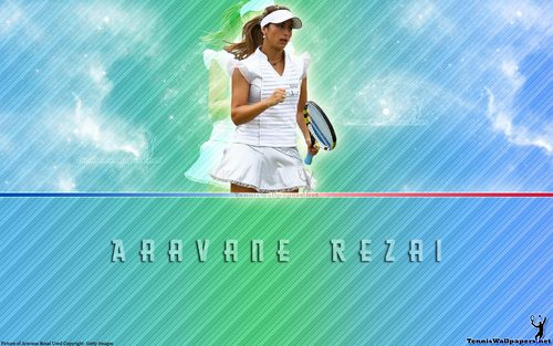 Aravane Rezaï in Between The Lines