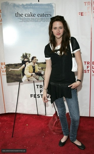 2007: 6th Annual Tribeca Film Festival ~ The Cake Eaters.