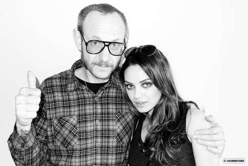 2011 - Terry Richardson Portraits (Black & White)