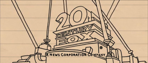 20th Century fox, mbweha (Diary of a Wimpy Kid: Rodrick Rules)