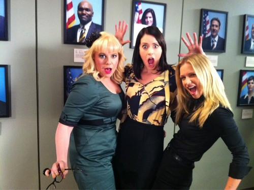 A.J., Paget and Kirsten