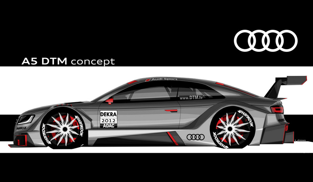 audi a5 dtm concept audi fan art 23784795 fanpop. Black Bedroom Furniture Sets. Home Design Ideas