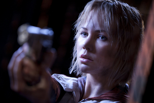 Adelaide Clemens as Heather in Silent Hill: Revelation
