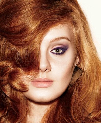 Adele Photoshoot