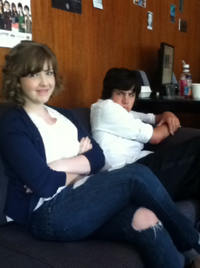 Aislinn and Munro - munro-chambers Photo
