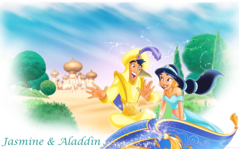 अलादीन and चमेली