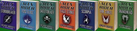Alex Rider series