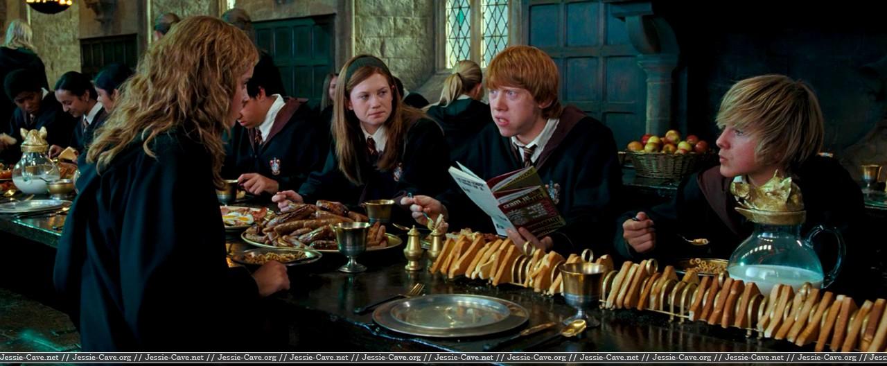 Alex Watson in Harry Potter
