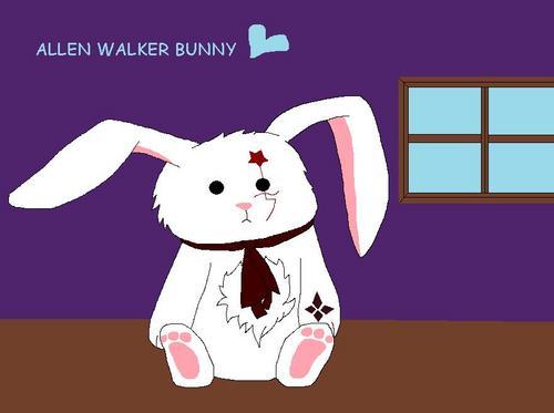 Allen walker bunny