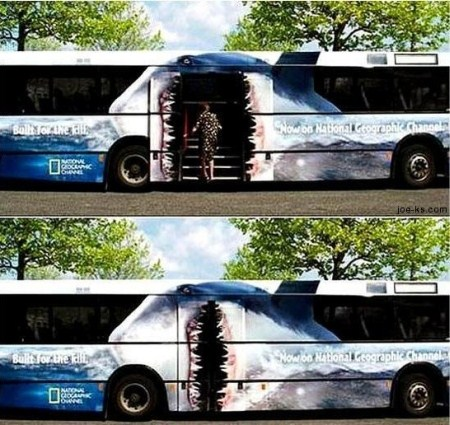 Amazing Examples of Creative Advertising