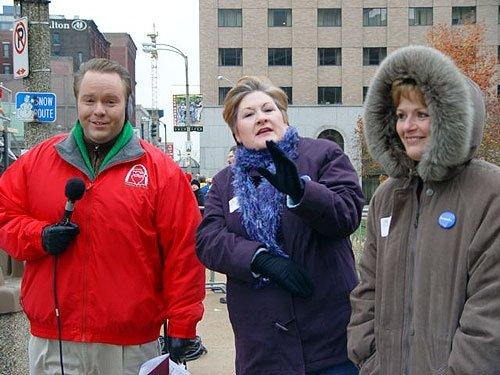 Ameren UE Thanksgiving jour Parade - (2007)