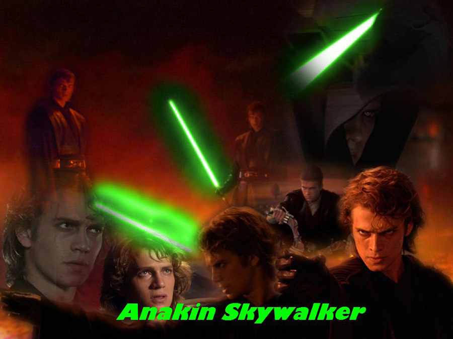 """Anakin from """"Revenge of the Sith"""""""